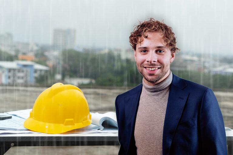 Viktor Sterner, entreprenadjurist på Installatörsföretagen svarar. Foto: Getty/montage