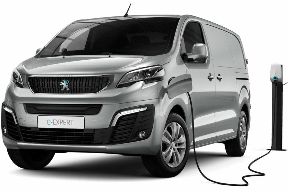 Peugeot e-Expert, 1 000 kg.