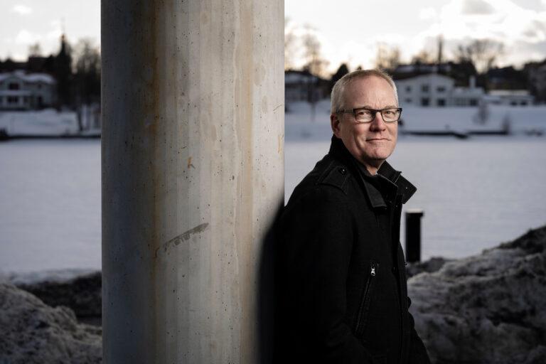 Martin Hörnquist. Foto: Erik Abel