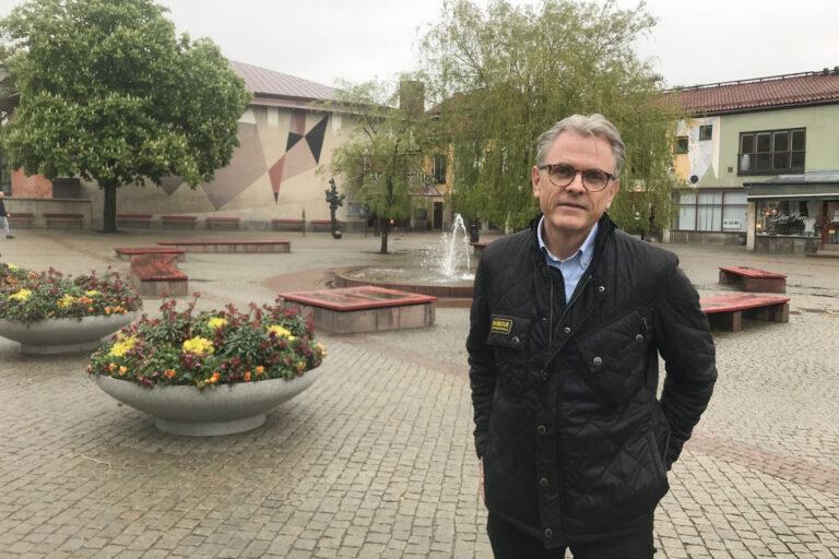 Anders Ekdahl. Foto: Fredrik Karlsson